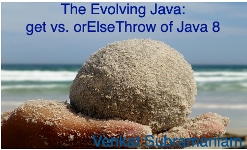 The evolving java 1
