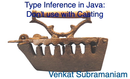 Type inference in java 14