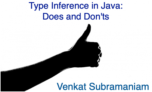 Type inference in java 24